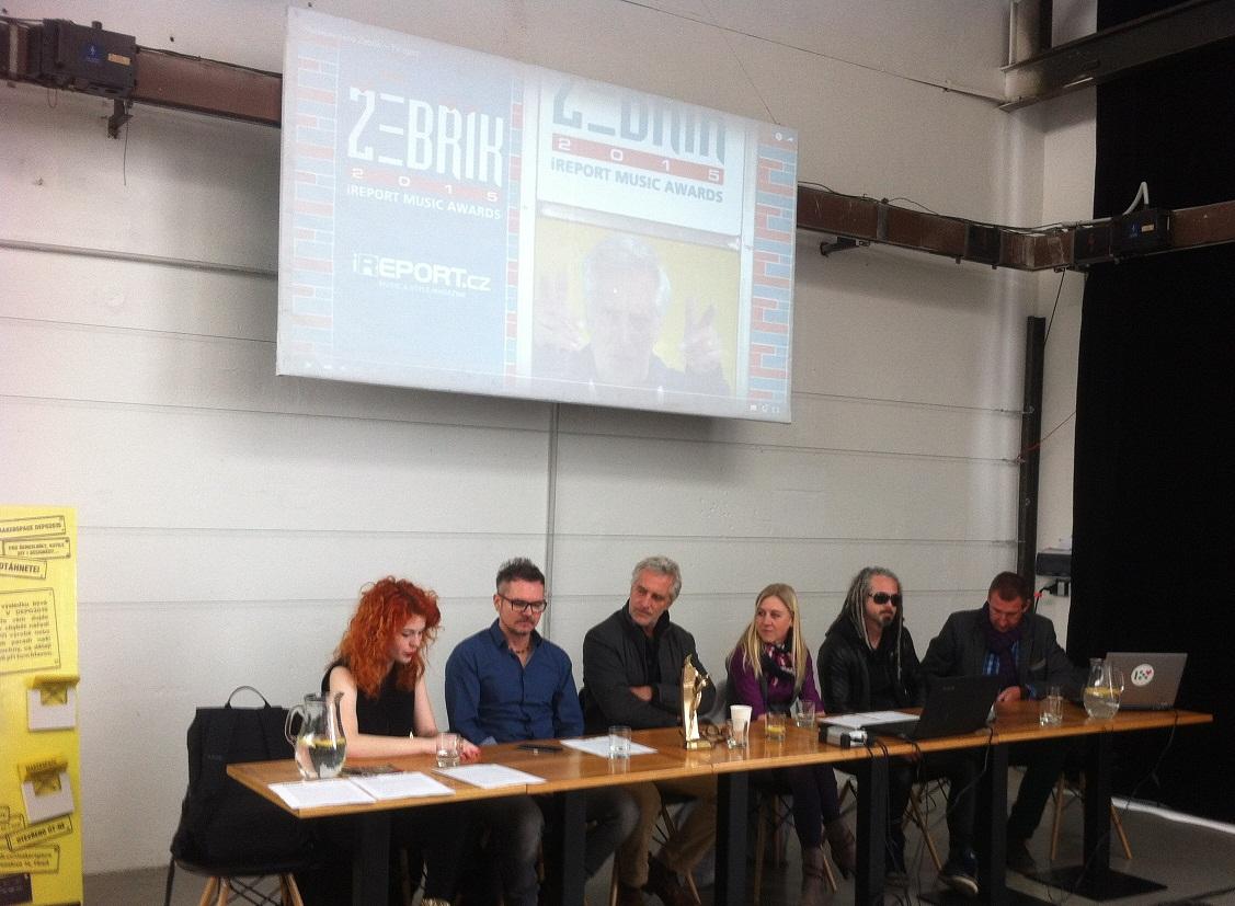 Tisková konference, DEPO 2015